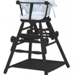 Vælg en højstol du har tillid til (foto traevarer.dk)
